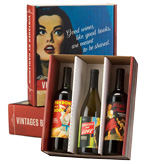 Box Gift Set Vintages by Harlequin - 3 Bottle Gift Set